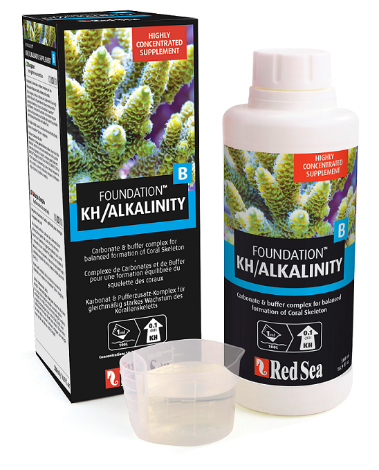 Reef Foundation B  - ALCALINIDAD -  KH - 500 ml