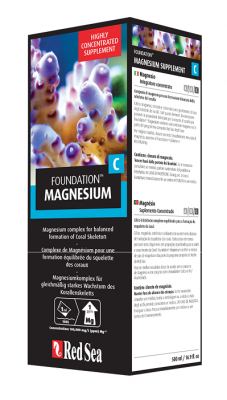 Magnesium Reef Foundation C 500ml_box